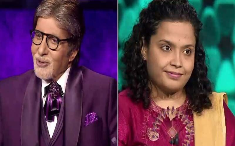Kaun Banega Crorepati 13 PROMO: Amitabh Bachchan Leaves A Contestant Blushing As He Asks Her Out On A Date-Watch