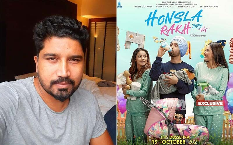 Amarjit Singh Saron On Diljit Dosanjh And Shehnaaz Gill's Honsla Rakh Trailer At Top Trend: 'A Proud Moment For Entire Pollywood Industry'-EXCLUSIVE