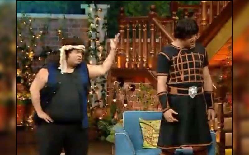 The Kapil Sharma Show PROMO: Kiku Sharda Takes A Dig At Krushna Abhishek For His Tiff With Govinda; Says, 'Raja Babu Aaj Kal Inhein Nahin Dekhte'