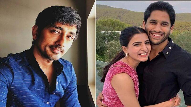 Samantha Ruth Prabhu's Ex-Boyfriend Siddharth Drops A Cryptic Post Amid Her Separation With Naga Chaitanya; Says 'Cheaters Never Prosper'