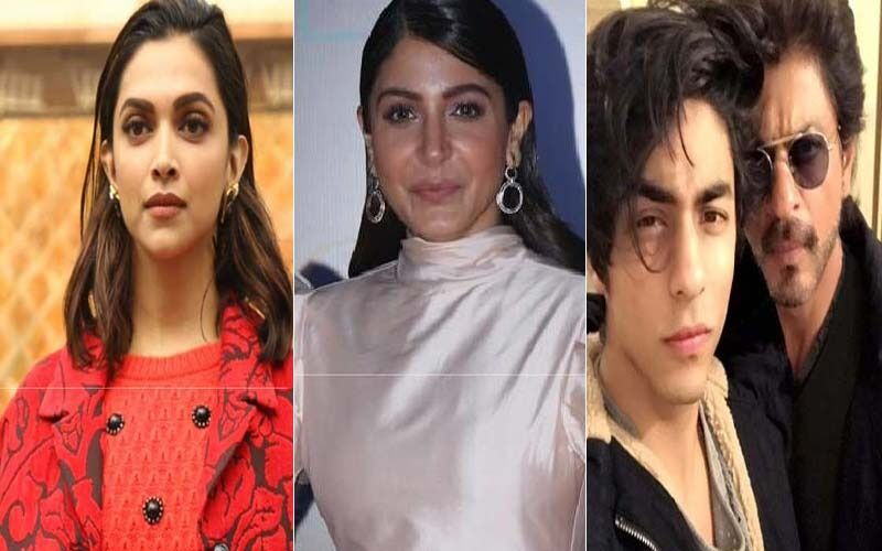 Aryan Khan's Custody Extended: Deepika Padukone, Anushka Sharma And Others Get In Touch With Shah Rukh Khan On Phone-Report