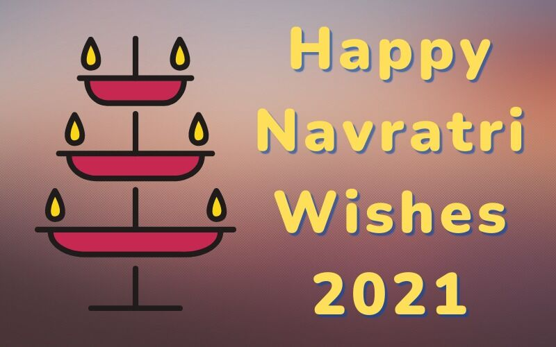 Happy Navratri Wishes 2021: Top 20 WhatsApp Messages, Status, GIF Images, And Quotes To Share With Your Loved Ones