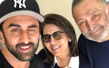 When Rishi Kapoor And Neetu Advised Ranbir Kapoor About Love, Relationships And The Kind Of Girl They Wanted Him To Marry