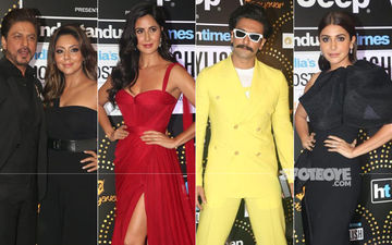 HT India's Most Stylish Awards 2019 Inside Videos And Winners List: Shah Rukh Khan-Gauri Khan, Katrina Kaif, Ranveer Singh, Anushka Sharma Honoured