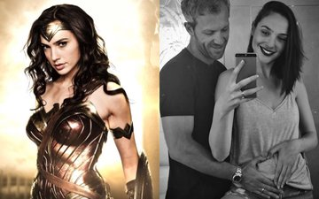 Wonder Woman Star Gal Gadot Is Pregnant!