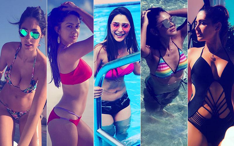 World Bikini Day: Bruna Abdullah, Abigail Pande, Sara Khan, Sreejita De, Nargis Fakhri Show Some Bikini Love