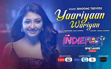 9XM Indiefest With SpotlampE Song 'Yaariyaan Wariyan' Out: Bhoomi Trivedi Delivers The Party Anthem Of The Year
