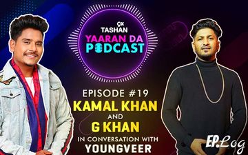 9X Tashan Yaaran Da Podcast: Episode 19 With G Khan And Kamal Khan
