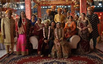 Yeh Rishtey Hain Pyaar Ke: After Confessing Their Love Rhea Sharma Aka Mishti And Shaheer Sheikh Aka Abir Join The Wedding Festivities