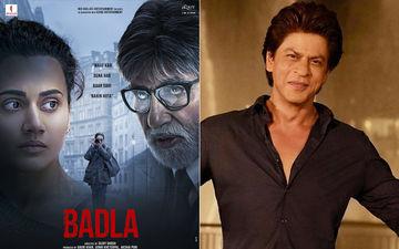 क्या शाहरुख़ खान भी है अमिताभ बच्चन और तापसी पन्नू की फिल्म बदला का हिस्सा?