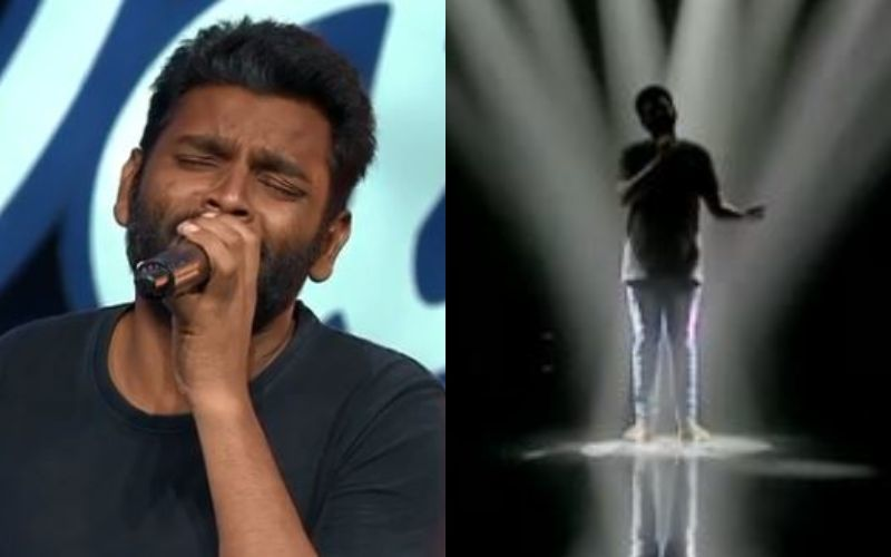 Indian Idol 12: Yuvraj Medhe's Journey From Being An On-Set Sweeper To Becoming The Singing Show's Contestant Is Super Inspiring