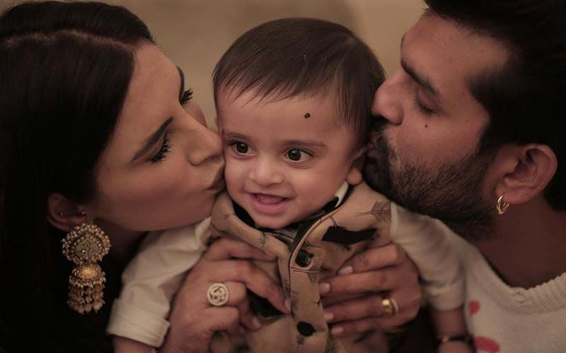 Yuvraaj Hans's Pic With Wife, Son Is Giving Us Major Family Goals