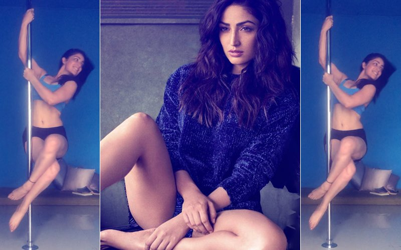 Turn On The Air-Conditioner: Yami Gautam's Pole Dancing Pics Are Smoking Hot