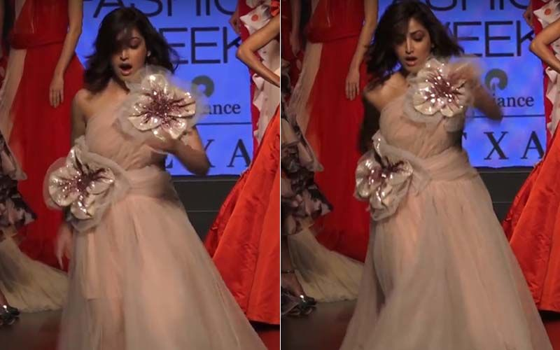 Lakme Fashion Week 2019, Day 2: Ouch! Yami Gautam Trips Not Once, Not Twice BUT THRICE On The Ramp- Watch Video