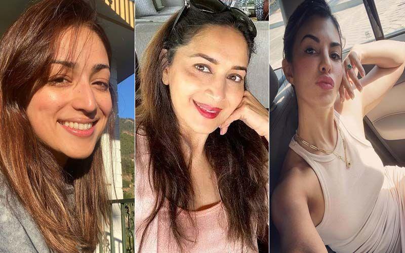 Dance Deewane 3: Madhuri Dixit Calls Herself 'Ghar Ki Murgi' After Contestant Praises Yami Gautam And Jacqueline Fernandez