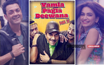 Yamla Pagla Deewana Phir Se, Movie Review: Why Have The Deols Done This To Themselves?