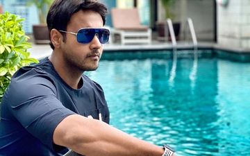 Yash Dasgupta Is Trying To Cope With Quarantine Days By Having Coffee