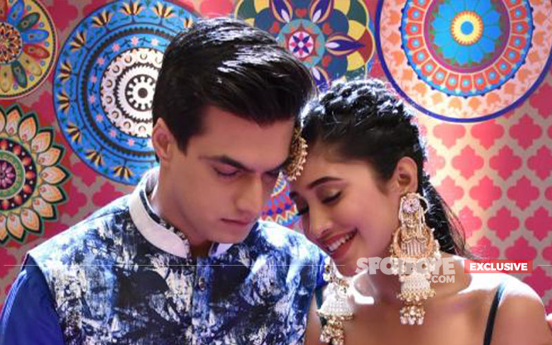 Yeh Rishta Kya Kehlata Hai Spoiler Alert: No Grand Wedding For Kartik-Naira; Couple Will Marry Secretly!