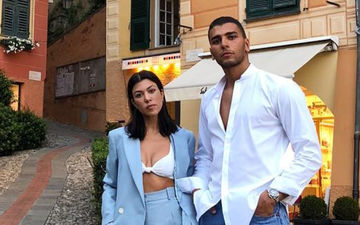 Kourtney Kardashian And Ex Younes Bendjima Take A Trip To Disneyland; What's Cooking?