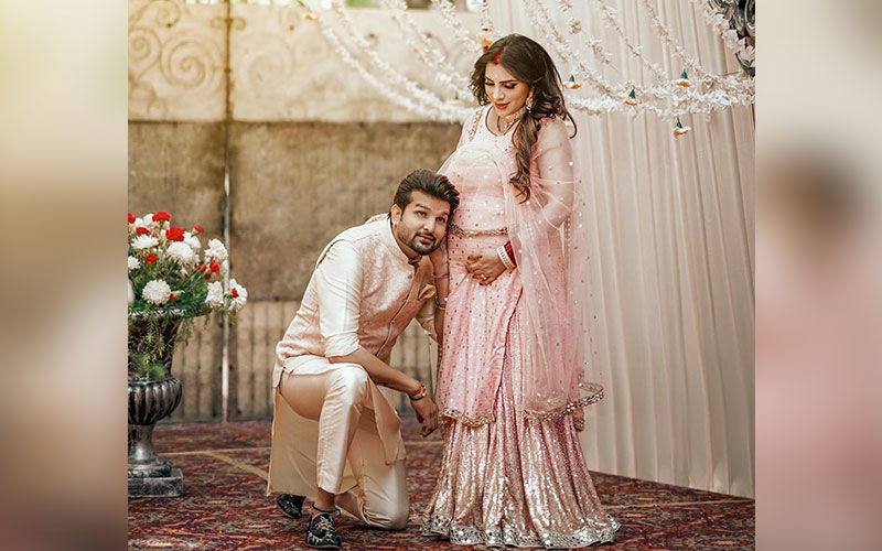 Yuvraaj Hans And Mansi Sharma Blessed With A Baby Boy