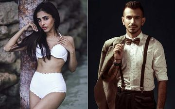 Do We See Fireworks Between Actress Priya Banerjee and Cricketer Yuzvendra Chahal? Is It A New Couple In The Making?