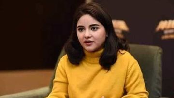 Zaira Wasim SLAMMED For Justifying Locust Attacks Using A Religious Verse; Lady Deletes The Controversial Tweet