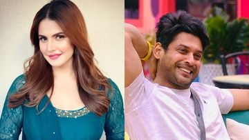 Bigg Boss 13: Zareen Khan Reveals Her Favourite Contestant And, Unsurprisingly, It's Sidharth Shukla