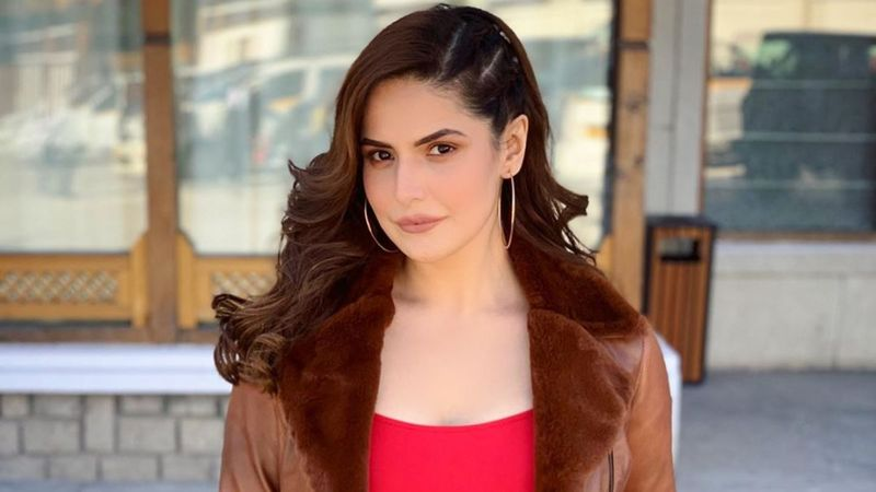 Zareen Khan Makes It To Twitter's Trending List After Urging Fans To Use Indian Brands; Many Laud, While Others Churn Out Hilarious Memes