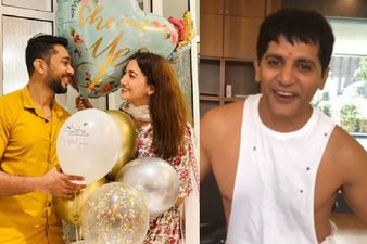 Gauahar Khan Announces Engagement With Zaid Darbar; Excited Karanvir Bohra Comes Up With A Hilarious Video To Wish The Couple - WATCH