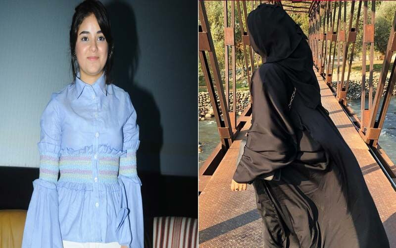 Zaira Wasim Shares A Picture Of Herself After A Long Time; Former Actress Enjoys The 'Warm October Sun'