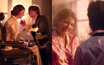Zero Song, Mere Naam Tu: Shah Rukh Khan & Anushka Sharma's Romantic Colour Play Set On A Melodious Tune