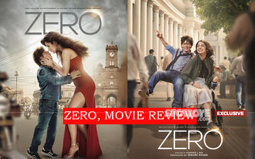 Zero, Movie Review: SRK-Katrina-Anushka Successfully Launch A Spacecraft
