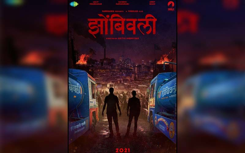 Zombivali: Official Teaser Of Lalit Prabhakar, Amey Wagh, And Vaidehi Parshurami Starrer Horror Comedy Out Now