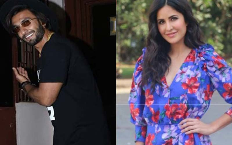 Ranveer Singh And Katrina Kaif Spotted At Zoya Akhtar's House; Fans Ask 'What's Cooking?' - WATCH