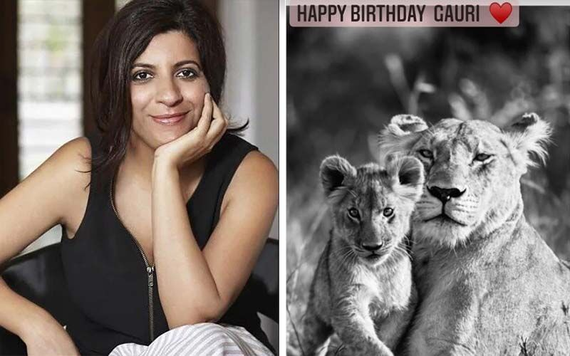 Zoya Akhtar Wishes Gauri Khan A Happy Birthday With A Gripping Picture Of A Lioness And Her Cub