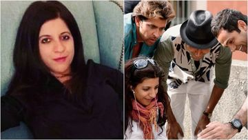 Zoya Akhtar, Team ZNMD Boycotted An Award Show As Best Director Trophy Was Being Lifted By The Dirty Picture - Report