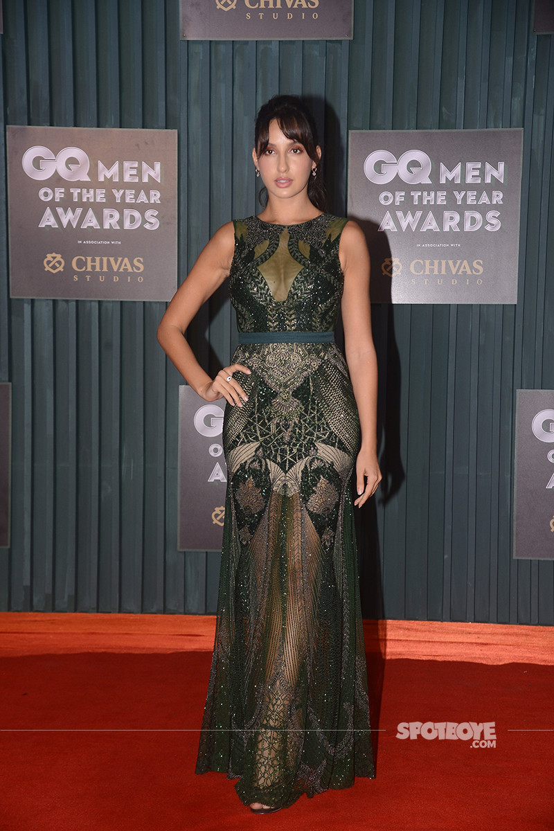 Nora Fatehi At GQ Men Of The Year Awards