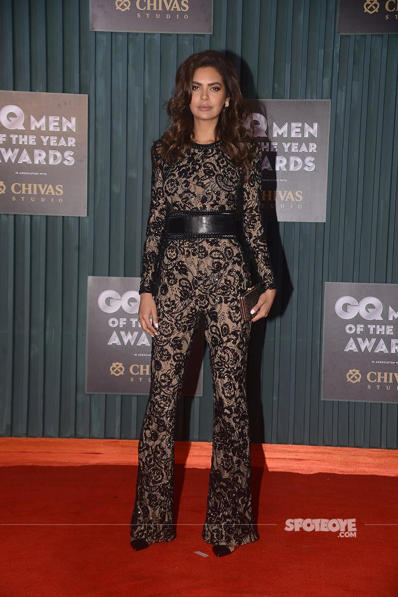 Esha Gupta At GQ Men Of The Year Awards