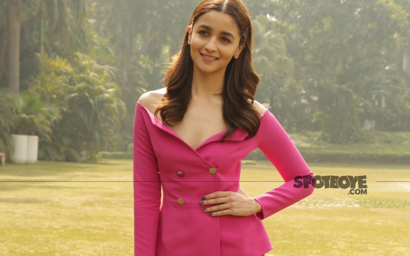 Alia Bhatt Tests Positive For COVID-19 Post Beau Ranbir Kapoor's Recovery; Says, 'I Have Immediately Isolated Myself'