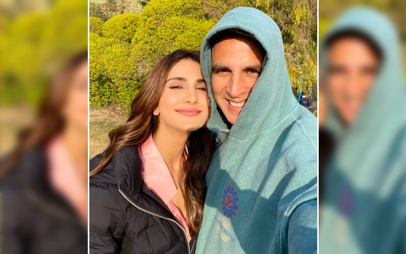 Bell Bottom: Vaani Kapoor Shares A Sun-Kissed Selfie With 'Wonderful' Akshay Kumar Says: 'You've Made This Journey So Much More Special For Me'