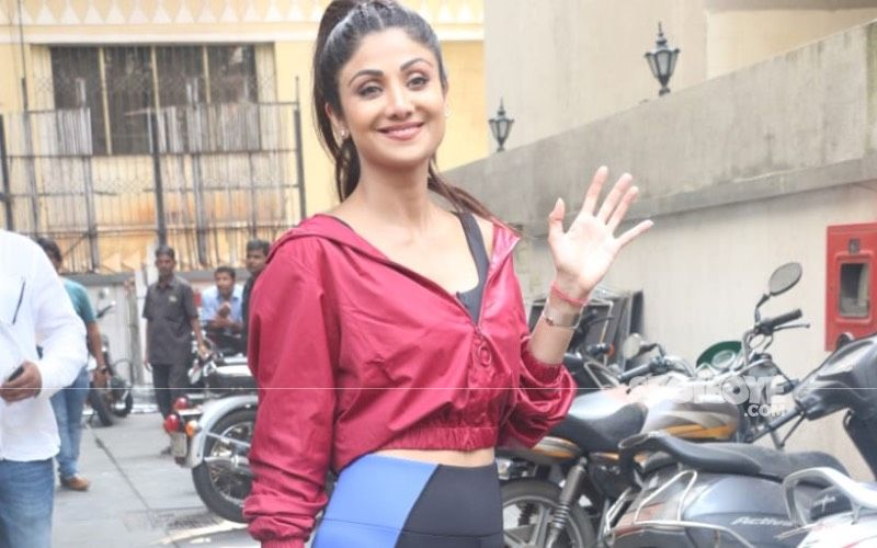 Hungama 2: Shilpa Shetty To Give An Ode To The OG Queen Helen; Gives Little Glimpse Of Her Retro Look – VIDEO