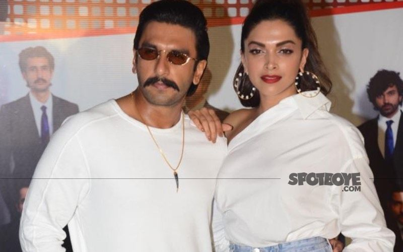 Ranveer Singh Leaves To Shoot For Bear Grylls' Man Vs Wild In Eastern Europe; Wife Deepika Padukone Pumps Up For Action Sequences For Pathan
