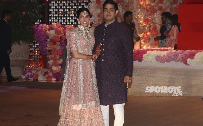 Shloka Mehta And Akash Ambani Celebrate Two Years Of Marriage; Looking Back At The Majestic Wedding Ensembles Of The Bride