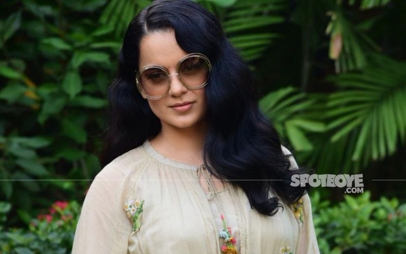 Kangana Ranaut Plants 20 Saplings; Requests BMC And Gujarat Government To Plant Medicinal Trees Wherever They Were Uprooted During Cyclone Tauktae