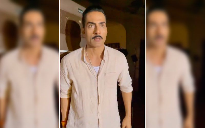 Anupamaa: Sudhanshu Pandey Faces A Paranormal Incident On The Sets; Calls It 'The Most Horrifying Experience Of Vanraj's Life' — VIDEO
