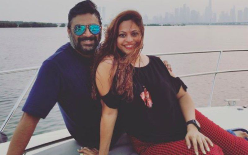 R Madhavan Reacts To Ladylove Sarita's 'Wife Is Always Right' Statement; Leaves Internet In Splits