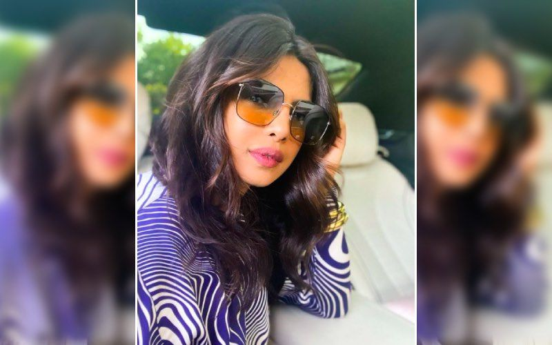 Priyanka Chopra Ups The Glam Quotient As She Wears Sexy Backless Dress; Gives A Peek Into New Restaurant Sona- See Pics