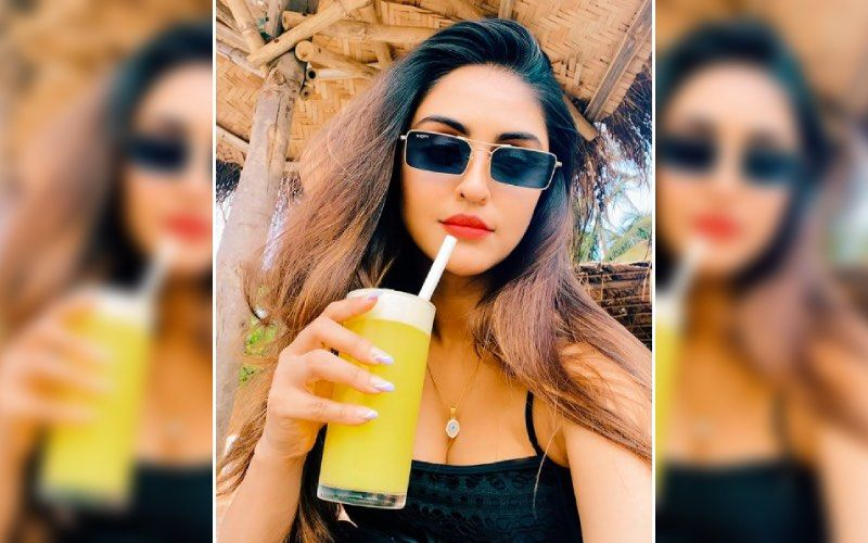 Krystle D'Souza Goes On A Lunch Date With A Special Someone; It's All Things Cute – See Pic
