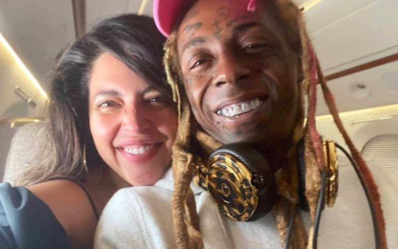 Lil Wayne Gets Married To His Girlfriend Denise Bidot? Rapper Tweets 'The Beginning Of Our Forever'