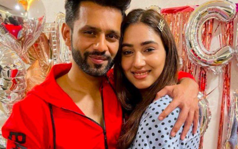 Bigg Boss 14 Runner-Up Rahul Vaidya And GF Disha Parmar Dress Up As Bride And Groom; Fans Can't Keep Calm – See Pics